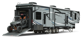Toy Hauler 5th Wheel HD System